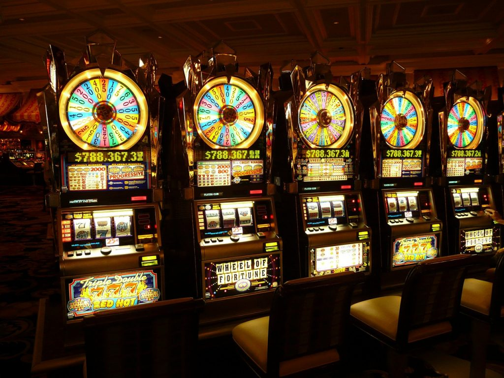 Slot machine gratis